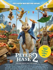 Peter Hase 2 - Ein Hase macht sich vom Acker Trailer DF
