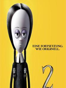 Die Addams Family 2 Teaser DF