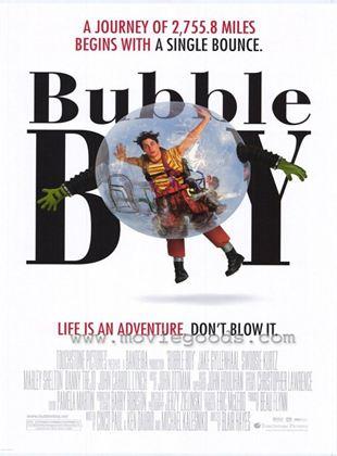 Bubble Boy - Leben hinter Plastik