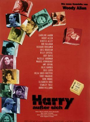 Harry außer sich