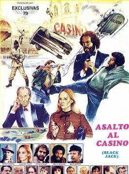 Panik im Casino