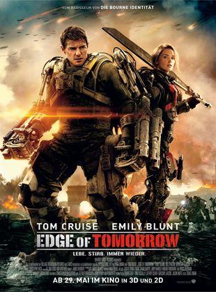 Edge Of Tomorrow - Live. Die. Repeat