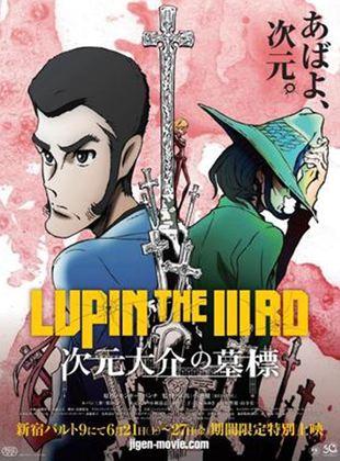Lupin III. - Daisuke Jigens Grabstein