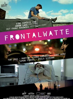Frontalwatte