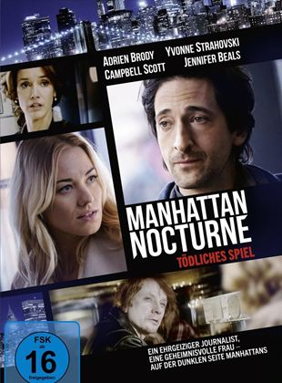 Manhattan Nocturne - Tödliches Spiel