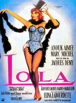 Lola, das Mädchen aus dem Hafen