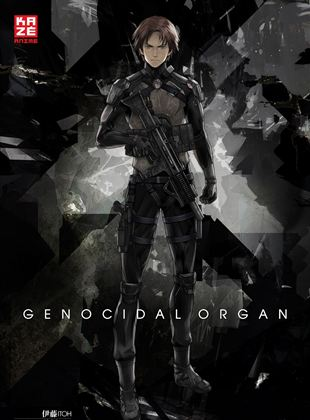 Genocidal Organ (Project Itoh)