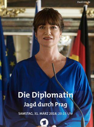 Die Diplomatin - Jagd durch Prag