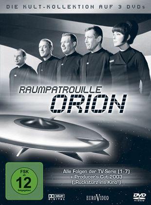 Raumpatrouille Orion - 2 DVDs