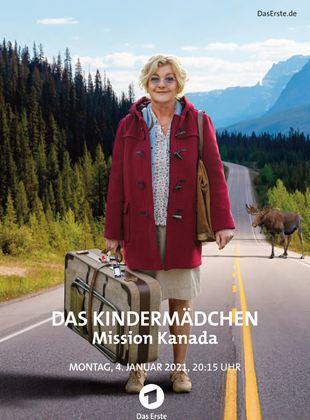 Das Kindermädchen: Mission Kanada