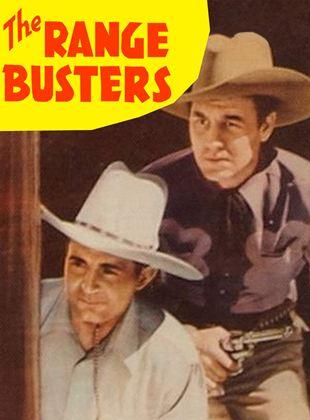 The Range Busters - Das gibt es nur in Texas