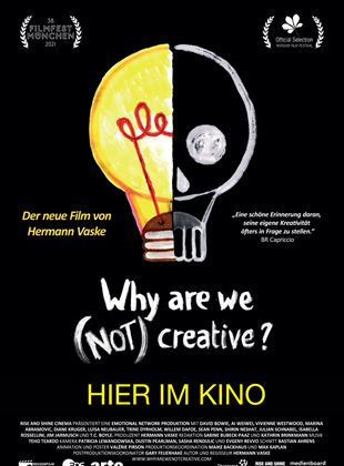 Why Are We (Not) Creative?