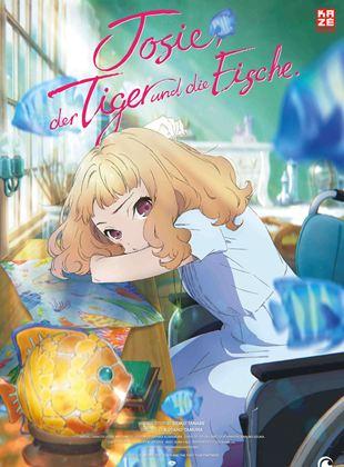 Josie, der Tiger und die Fische