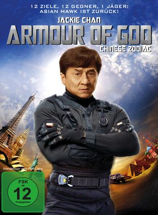 Armour of God - Chinese Zodiac