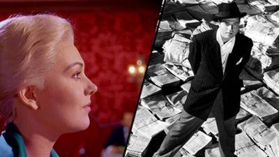 """""""Vertigo"""" löst """"Citizen Kane"""" als bester Film ab + Top-10-Listen von Tarantino, Scorsese, del Toro und Co."""