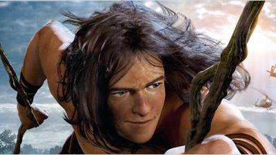 """""""Tarzan"""": Neuer Trailer zum 3D-Abenteuer mit """"Twilight""""-Star Kellan Lutz als junger Dschungel-König"""