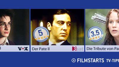 Die FILMSTARTS-TV-Tipps (18. bis 24. April 2014)