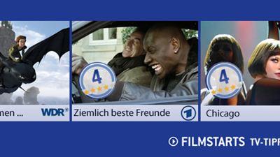 Die FILMSTARTS-TV-Tipps (4. bis 10. Juli 2014)