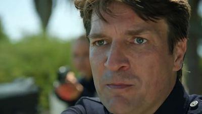 """""""Castle""""-Star Nathan Fillion ist """"The Rookie"""": Erster Trailer zur neuen Crime-Serie"""