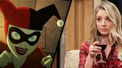 """Teaser zur """"Harley Quinn""""-Serie: """"Big Bang Theory""""-Star Kaley Cuoco wird zur Joker-Freundin"""