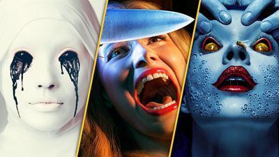 """Horror-Version von """"Lost""""? Poster zur 10. Staffel """"American Horror Story"""" deutet Handlung an"""