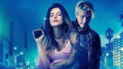 """Deutscher Trailer zum Thriller """"Infamous"""": Bella Thorne bekommt als Räuberin sehr viele Follower"""