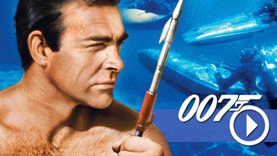 """Der beste James-Bond-Film? Grandiose Unterwasser-Action im Lieblings-007 """"Feuerball"""""""