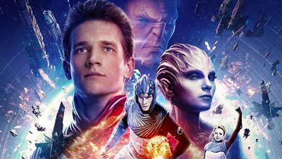 """Nur noch 3 Tage bis zum Release: """"Rollerball"""" trifft """"Tribute von Panem"""" im Trailer zum Sci-Fi-Blockbuster """"Wächter der Galaxis"""""""