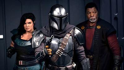 """Trotz Plänen für eigene """"Star Wars""""-Serie: """"The Mandalorian""""-Star Gina Carano gefeuert"""