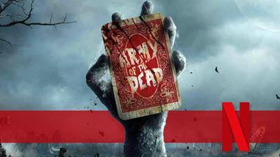 """""""Army Of The Dead"""" von Zack Snyder: Neues Bild mit Matthias Schweighöfer im Netflix-Zombie-Film"""