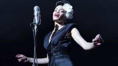 """Favorit auf den Oscar: Deutscher Trailer zu """"The United States Vs. Billie Holiday"""" mit Golden-Globe-Gewinnerin Andra Day"""