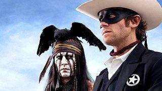 """""""The Lone Ranger"""": Johnny Depp spricht über seinen Look als Indianer Tonto"""