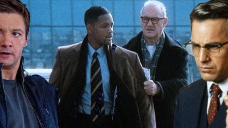 Bournes Vorbilder: 25 populäre Verschwörungsfilme