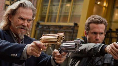 """Urkomischer erster Trailer zu """"R.I.P.D."""" mit Jeff Bridges und Ryan Reynolds als (un)tote Cops + eine heiße Blondine"""
