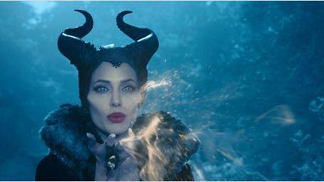 """Schicke Figurenposter zu Disneys """"Maleficent - Die dunkle Fee"""" mit Angelina Jolie"""