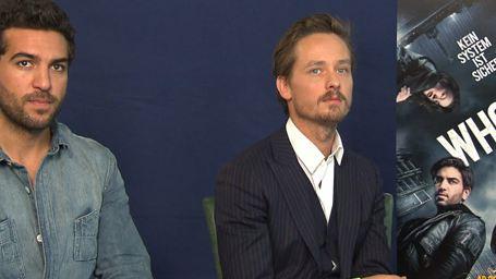 """Echte Hacker am Set: Exklusives Interview mit Tom Schilling und Elyas M'Barek zu """"Who Am I"""""""