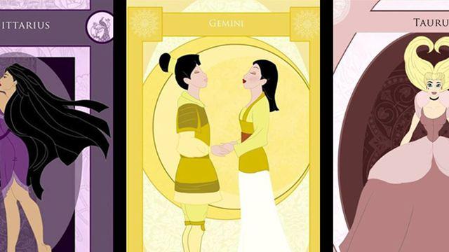 Bildergalerie: Welche Disney-Prinzessin passt zu welchem Sternzeichen?