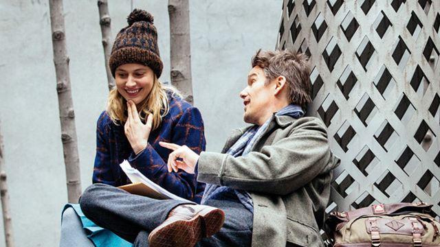 """""""Maggie's Plan"""": Deutsche Trailerpremiere zur Komödie mit Greta Gerwig, Ethan Hawke und Julianne Moore"""