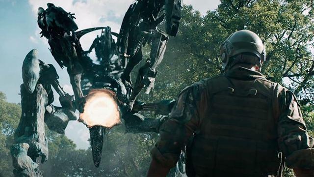 """""""District 9"""" trifft """"Edge Of Tomorrow"""": Spektakulärer Trailer zum Sci-Fi-Actioner """"Revolt"""""""