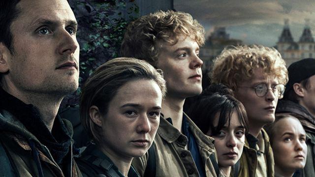 """Wasser als Bösewicht: Kritik zur Netflix-Endzeitserie """"The Rain"""""""