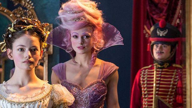 """Wärmende Disney-Magie: Neuer deutscher Trailer zu """"Der Nussknacker und die vier Reiche"""""""