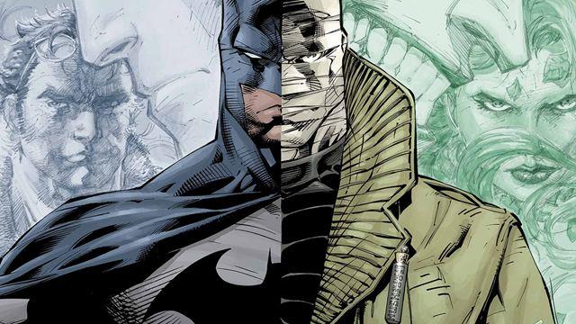 """Erstes Bild zu """"Batman: Hush"""" sorgt für enttäuschte Reaktionen der Fans"""