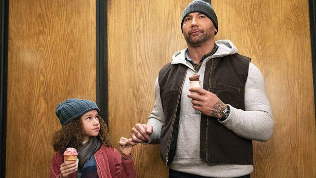 """Im Trailer zur Agenten-Komödie """"My Spy"""" wird Dave Bautista von einer 9-Jährigen in den Schatten gestellt"""