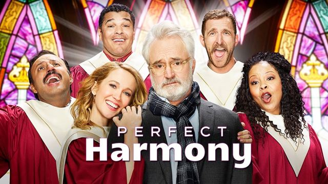 """""""Pitch Perfect"""" in der Kirche: Trailer zur Comedyserie """"Perfect Harmony"""""""