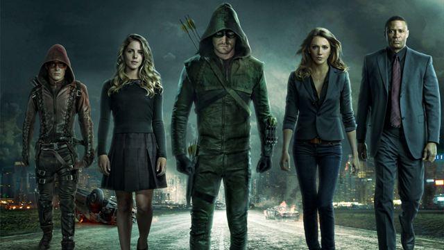 """Überraschung bei """"Arrow"""": Zwei tote Figuren kehren in Staffel 8 zurück"""