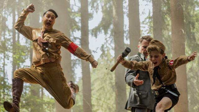 """Mit Taika Waititi als Hitler: Langer deutscher Trailer zum Oscar-Kandidaten """"Jojo Rabbit"""""""