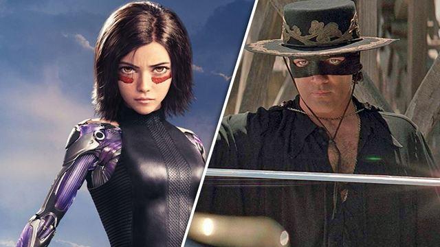 """Nach """"Alita"""": Robert Rodriguez macht """"Zorro""""-Serie – mit doppeltem Twist"""