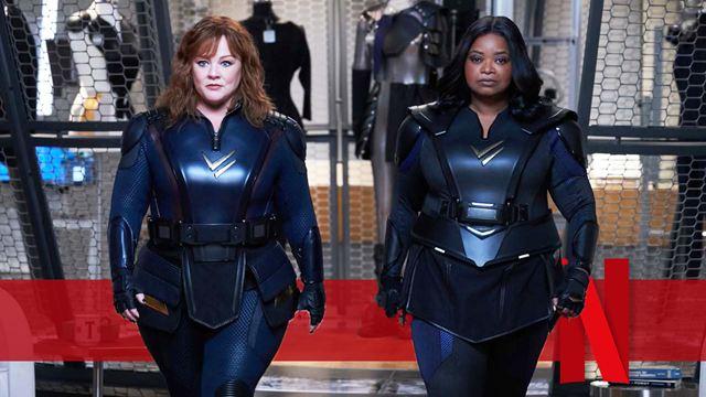 Diese Woche neu auf Netflix: Ein exklusiver Superheldenblockbuster