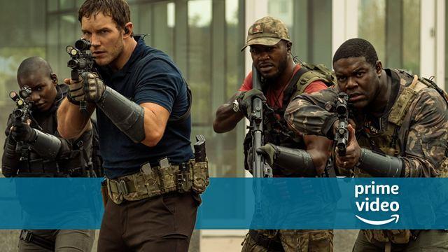 "Sci-Fi-Blockbuster mit Chris Pratt bei Amazon Prime Video statt im Kino: Erster Trailer zu ""The Tomorrow War"""