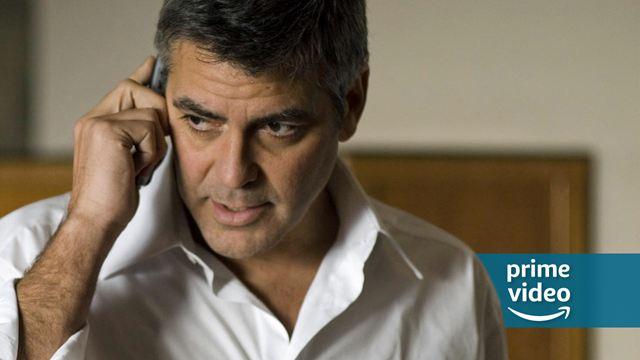 Neu bei Amazon Prime Video: George Clooney und ein Marvel-Star in einem genialen Verschwörungs-Thriller